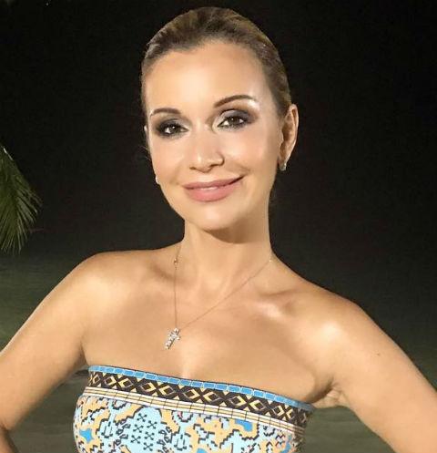 Экс-телеведущая «Дома-2» Ольга Орлова удивляет поклонников пикантными кадрами