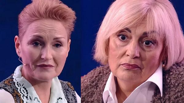Ольга Шукшина и Анастасия Воронина-Франсишку