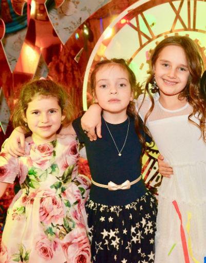 Дети с удовольствием веселились на празднике