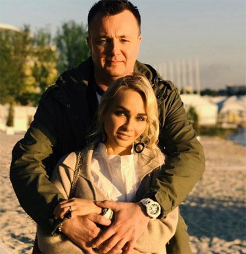 Наталья Варвина и Алексей Михайловский
