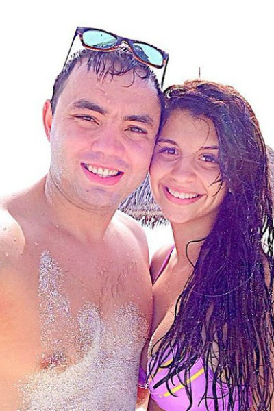 На отдыхе в Доминикане пара решила вновь оформить свои отношения