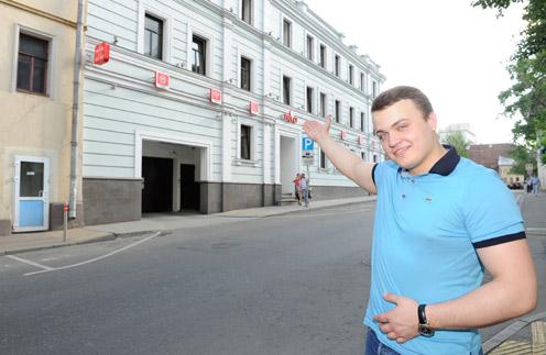 Новое детище Даниила – самый большой хостел в Европе – откроется в Москве в июне. Это три этажа над землей и три под ней. А еще там будут кинотеатр, ресторан и спортзал