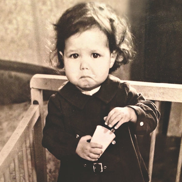 Екатерина Климова с детства мечтала стать актрисой, конец 70-х