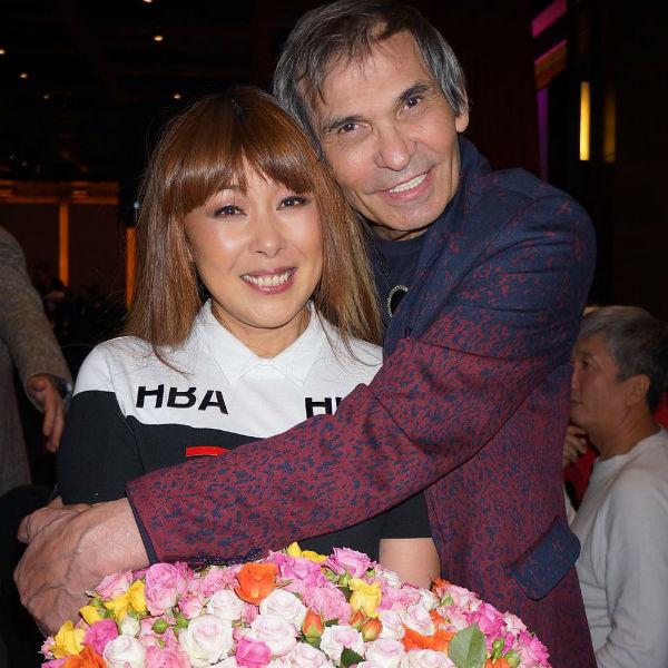Бари Алибасов и Анита Цой