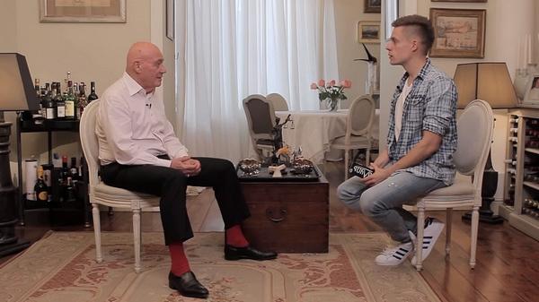 Интервью Познера Дудю стало одним из самых обсуждаемых в Сети