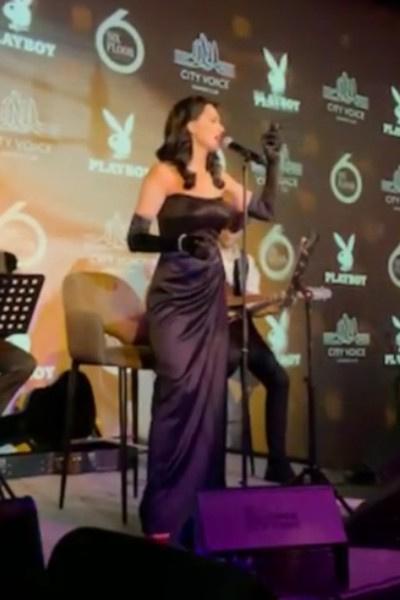 Настасья Самбурская сконцентрируется на карьере певицы