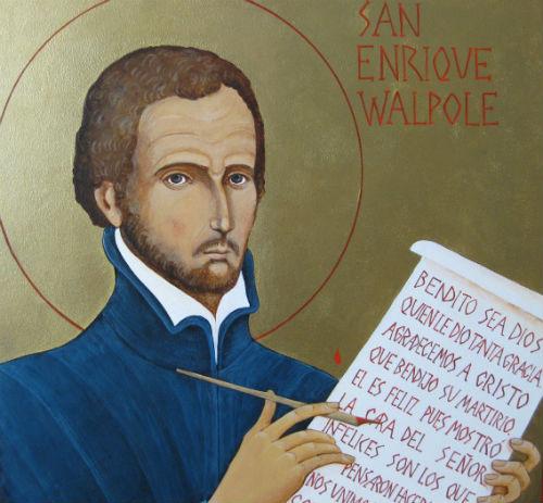 Святой Генри Уолпол