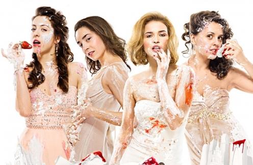 Актрисы сериала «Сладкая жизнь»