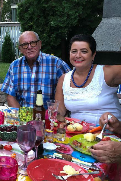 Ирина Млодик старается сделать все, чтобы муж был с ней счастлив