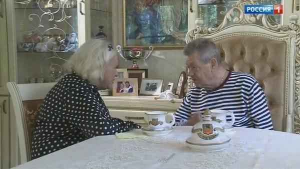 Не так давно Поргина и Караченцов стали героями телешоу канала «Россия 1»