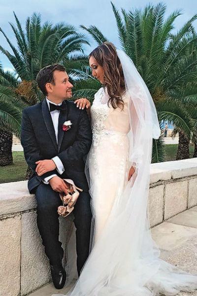 Брак Андрея и Дианы просуществовал около года