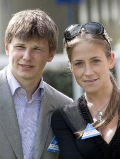 Андрей и Юля познакомились 9 лет назад