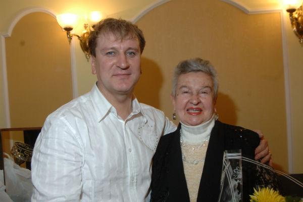 В репертуаре Сергея Пенкина есть песни Людмилы Алексеевны