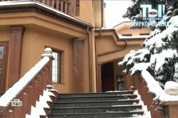 Особняк Филиппа Киркорова