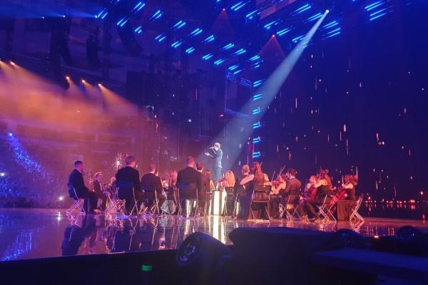 Alekseev выступил с оркестром