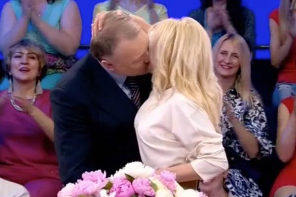 Татьяна Овсиенко и Александр Меркулов