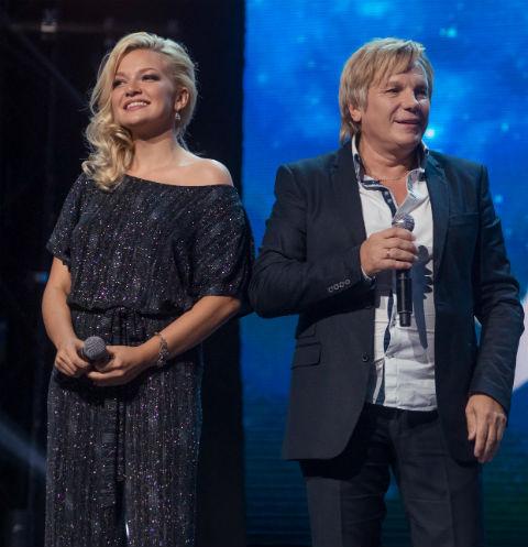 Виктор Салтыков и Анна спели дуэтом