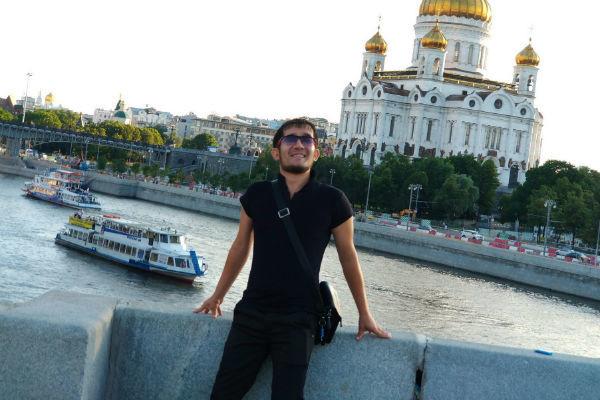 Александр Кинжинов