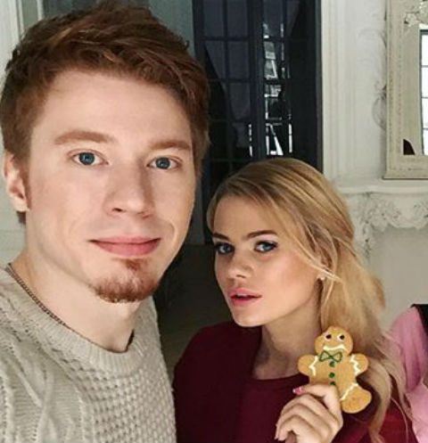 Никита Пресняков и его подруга Алена