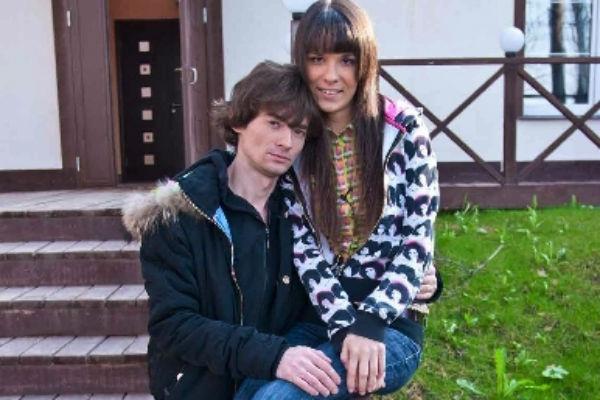Венцеслав Венгржановский и Екатерина Токарева