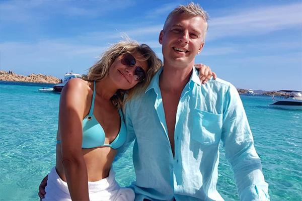 Екатерина Архарова и ее муж Артем поедут на майские праздники в Италию