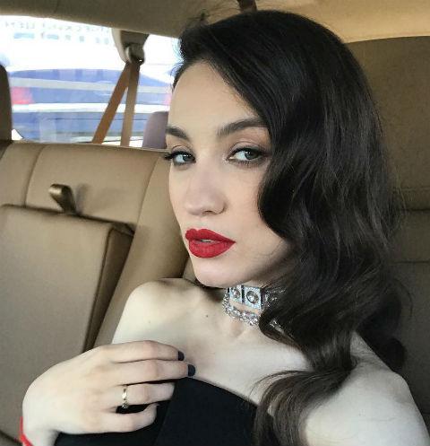 Виктория Дайнеко прячется после угроз в свой адрес