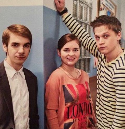 Актеры сериала «Физрук»