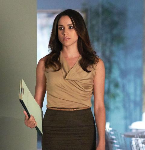 Меган Маркл сыграла в сериале «Форс-мажоры» одну из главных ролей