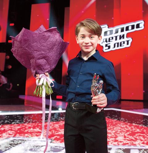 Как живет победитель шоу «Голос.Дети» Рутгер Гарехт