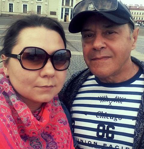 Михаил и Ольга Костюшкины