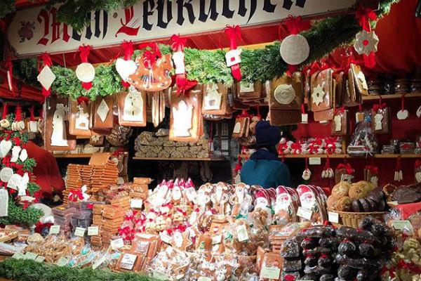 Диана показала подписчикам рождественскую ярмарку в Мюнхене