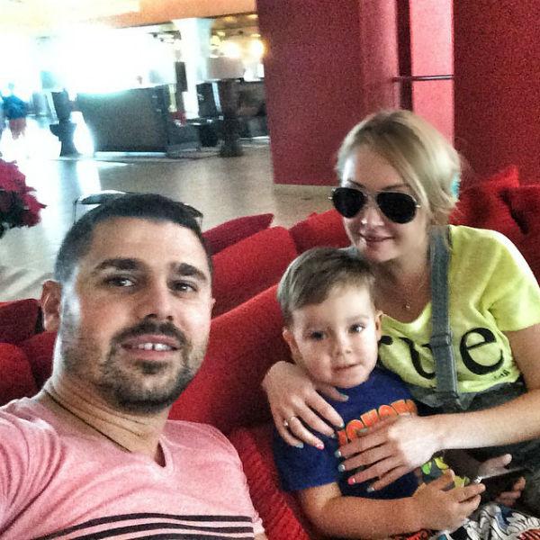 Обычно для зимнего отдыха пара выбирает Эмираты. Но на этот раз Дарья и Сергей отправились в Доминиканскую республику