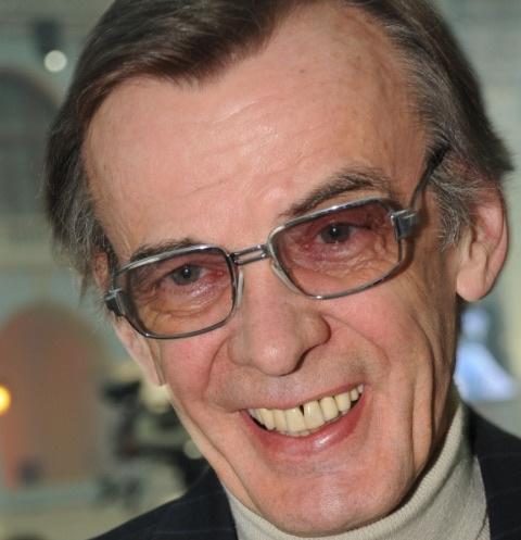 Георгий Тараторкин проработал в театре Моссовета больше 40 лет
