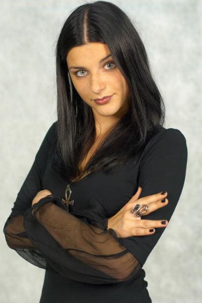 Актриса в роли Даши Васнецовой