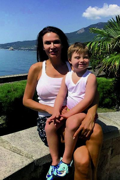«Солнечный ребенок» благодаря маме и папе уже много где побывал