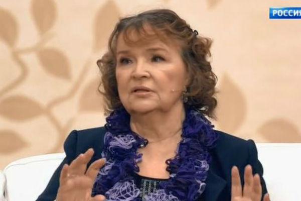 Тамара Петровна всю жизнь любила только Владимира Николаевича