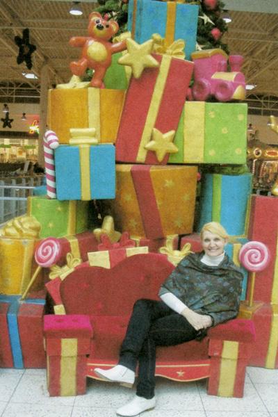 Ольге Бовбас из Майкопа спасибо за новогоднюю сказку