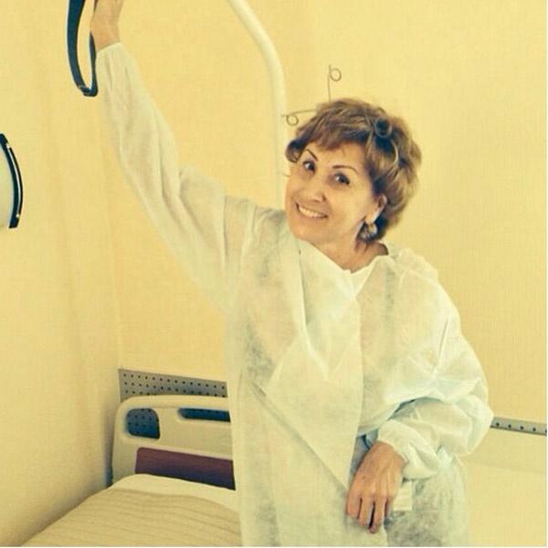 Лариса в клинике пластической хирургии