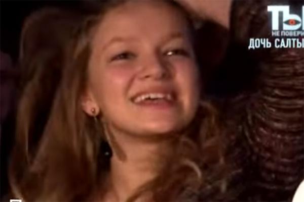 Дочь Виктора Салтыкова от третьего брака Анна живет в Лондоне