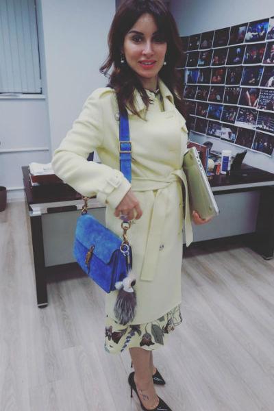 Тина Канделаки планирует снять кино