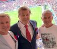 «Только победа»: как российские звезды болеют за сборную на Чемпионате мира по футболу