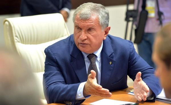 Игорь Сечин опроверг слухи о связи с Ульяной Сергеенко