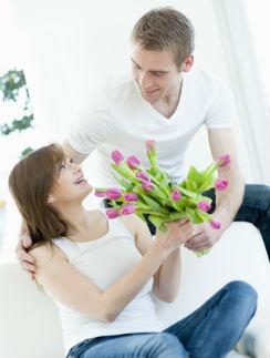 8 марта - день цветов