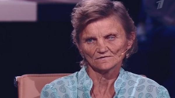 Марина Журавлева, биологическая мать Натальи Краско