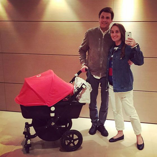 Анастасия всей семьей отдыхает в Израиле