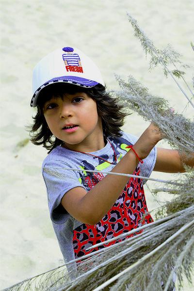 Дети сделали всем близким «морские» подарки