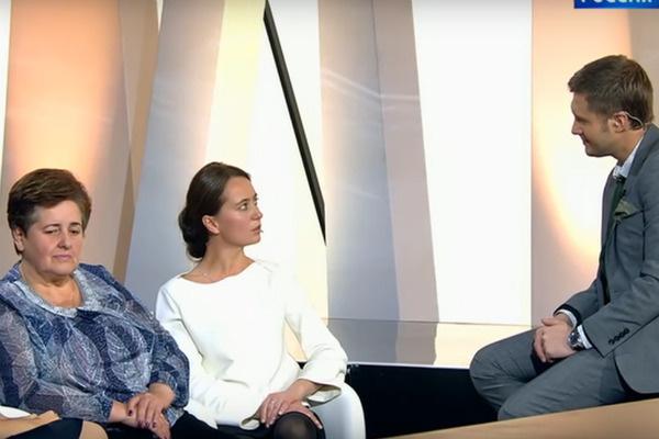 Мама Астахова, новая избранница Виктория и Борис Корчевников