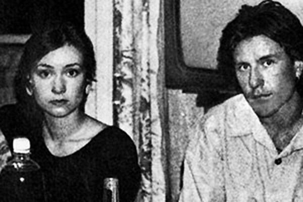 Нонна Гришаева и Антон Деров