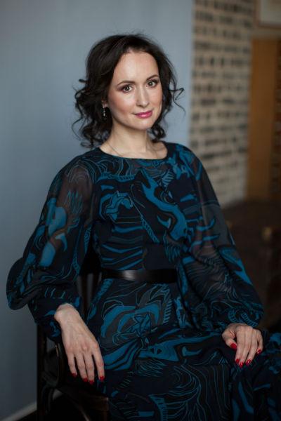 Астролог Лилия Любимова