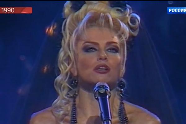 Ирина Понаровская часто меняла имидж